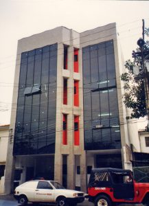 Novo edifício sede