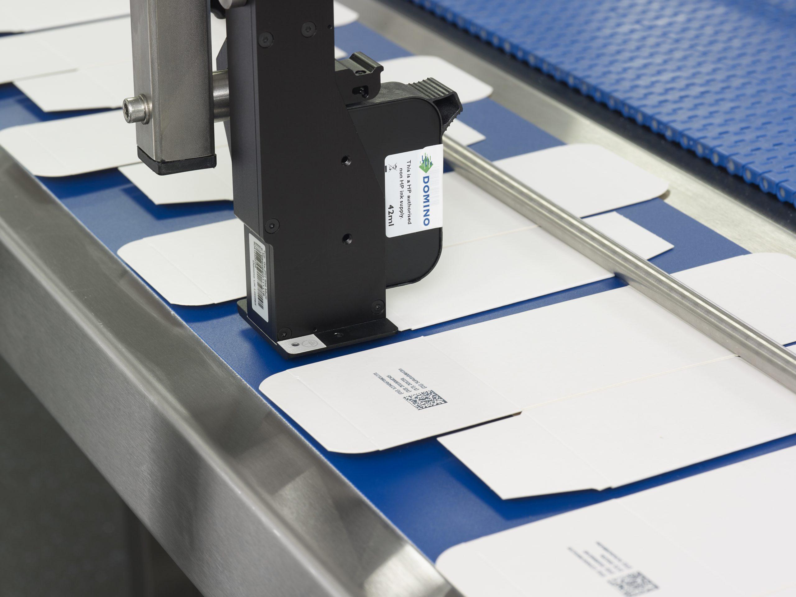 Cabeça de impressão Gx-Series em embalagem farmacêutica_01