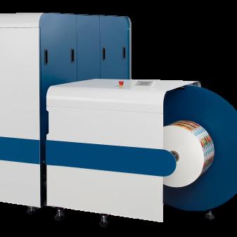 Impressora Digital de Rótulos e Etiquetas – N610i
