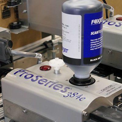 Codificadora jato de tinta alta resolução – HR Foxjet