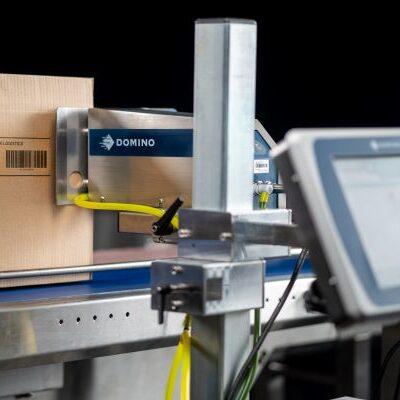Lançamento – Codificadora jato de tinta de alta resolução – HR Domino